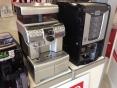 Servis automatického kávovaru