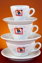 Dersut šálek Caffé lungo - sada 6 kusů